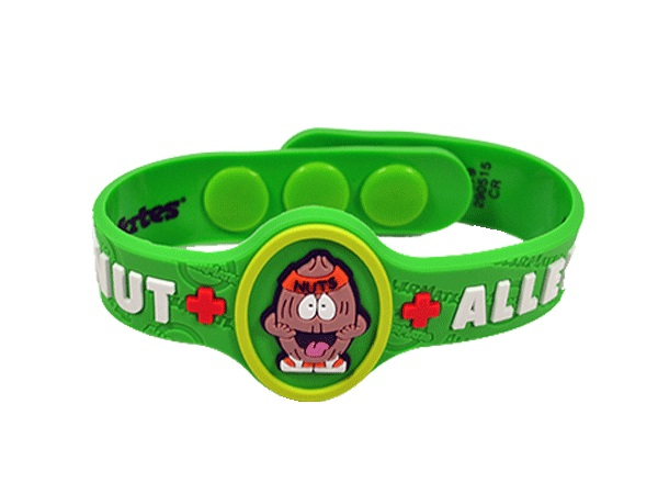 kid allergy bracelet nut allergy bracelet allergy bracelets for toddlers 3757