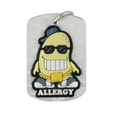 Soy Allergy Dog Tag Allermates