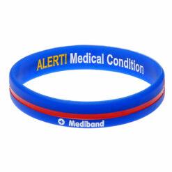 custom medical ID bracelets