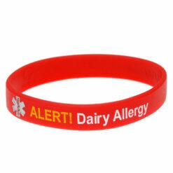 Medical ID wristband
