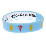 kids medical alert bracelet