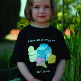 Dairy T shirt