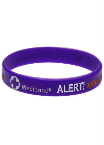 Xarelto Wristband