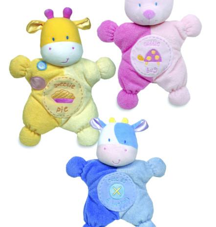 Asthma and Allergy friendly -teddy bears