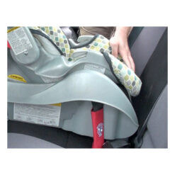 Car Seat Emergency Tag