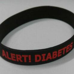 Diabetes Alert Wristband