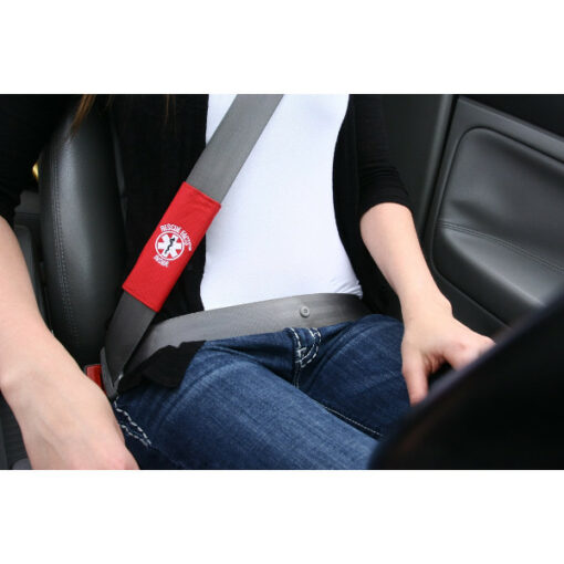 Medical Alert Seat Belt Cover