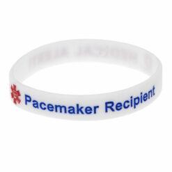 Pacemaker alert bracelet