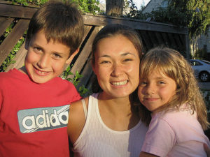 Babysitter Nanny Childminder Child with allergies