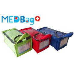 MedBag Medication Box Bag