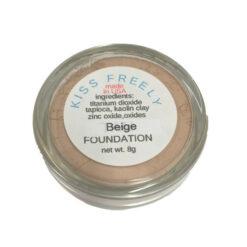 hypoallergenic Beige foundation