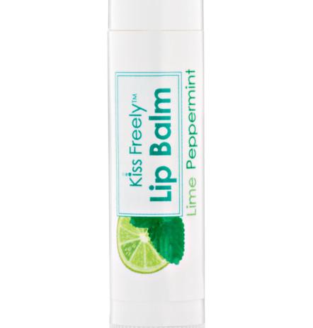 Allergen Free Lip Balm - Lime Peppermint