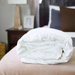 Silk Bedding - 100% Pure Silk-Filled Mattress Topper