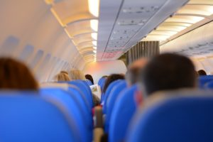 Flying with a peanut allergy