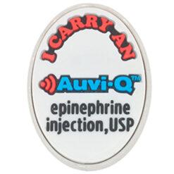 Auvi-Q Alert Charm Allermates
