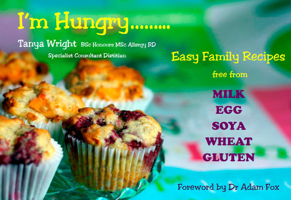 Food allergy book dairy free cookbook easy family recipes food allergy book forumfinder Image collections