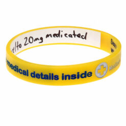 Medical Wristband - Medical condition