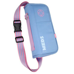 EpiPen Carrying Case - Pink Blue