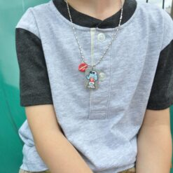 asthma alert necklace