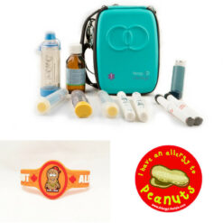 peanut allergy school kit