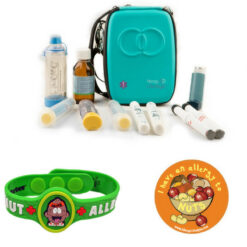 Tree nut allergy school kit