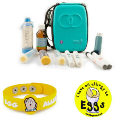 egg allergy school kit