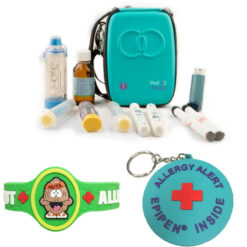 tree nut allergy school kit