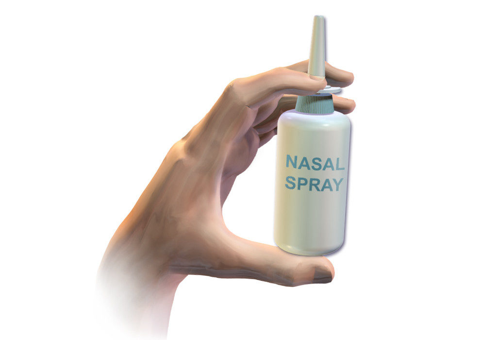 Adrenaline Intranasal Spray