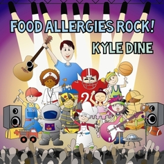kids food allergy CD