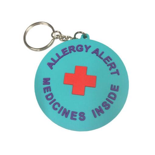 Medicines Inside Keychain