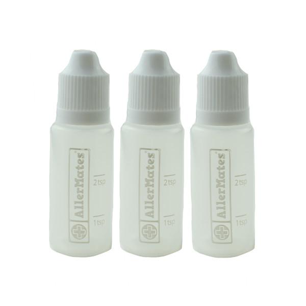 1c4122830feb Travel Size Medicine Bottle - 3 Pack