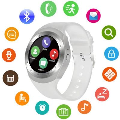 a2f17fb73 Y1 Smartwatch - Smartwatch with SIM, Budget Smart Watch