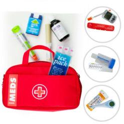 Epipen Kit - Insulated Medicine Bag 9 edit
