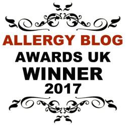 Allergy Blog Award Winner