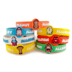 Allermates Allergy Wristbands