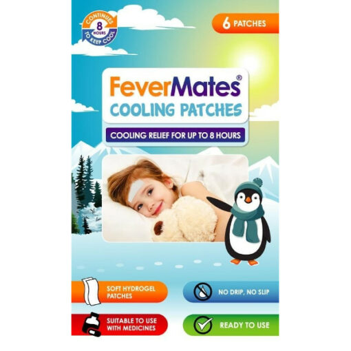 fevermates Stick On Cooling Pads