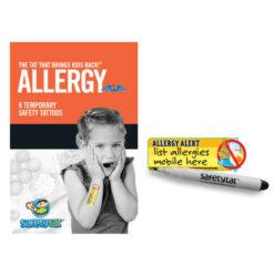 Allergy Alert Tattoos