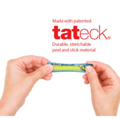 tateck peel and stick material