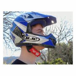 Helmet ID Tag