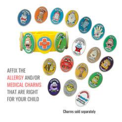 Multi Allergy Wristbands