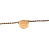 Nut Allergy Light Chain Bracelet