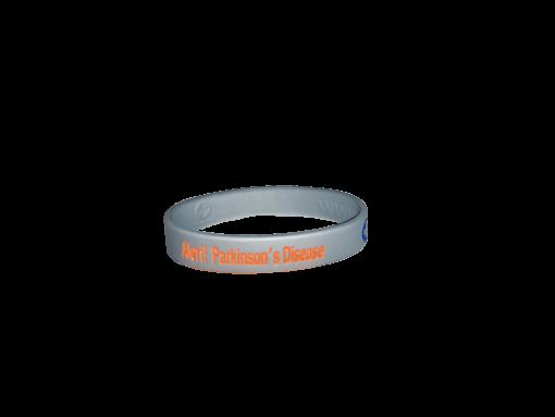 Parkinson's Disease bracelet/wristband