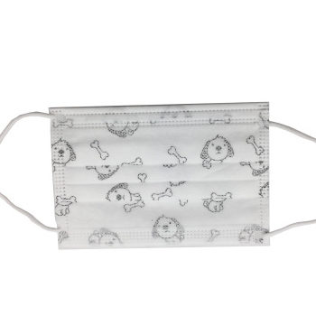 Disposable Face Masks for Children Puppies