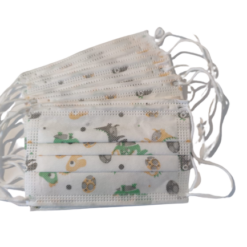 Disposable Face Masks for Kids - Pack of 10