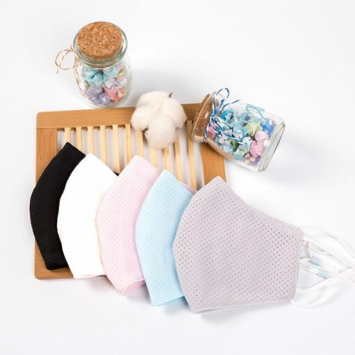 Reusable Face Covering Mixed Colour 5 Pack