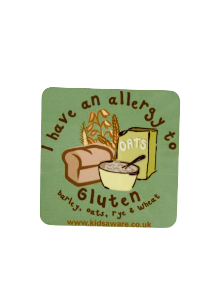 Gluten Allergy Magnets