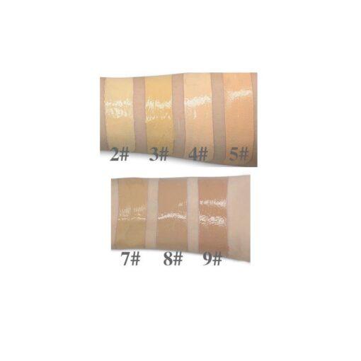 Moisturizing Foundation shades