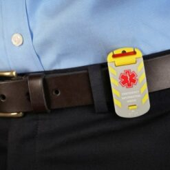 Universal Fit – Emergency Medical ID on belt