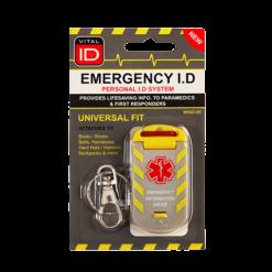 Universal Fit – Emergency Medical ID