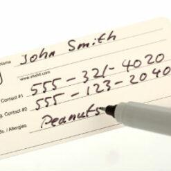 Vital ID Card InsertSm